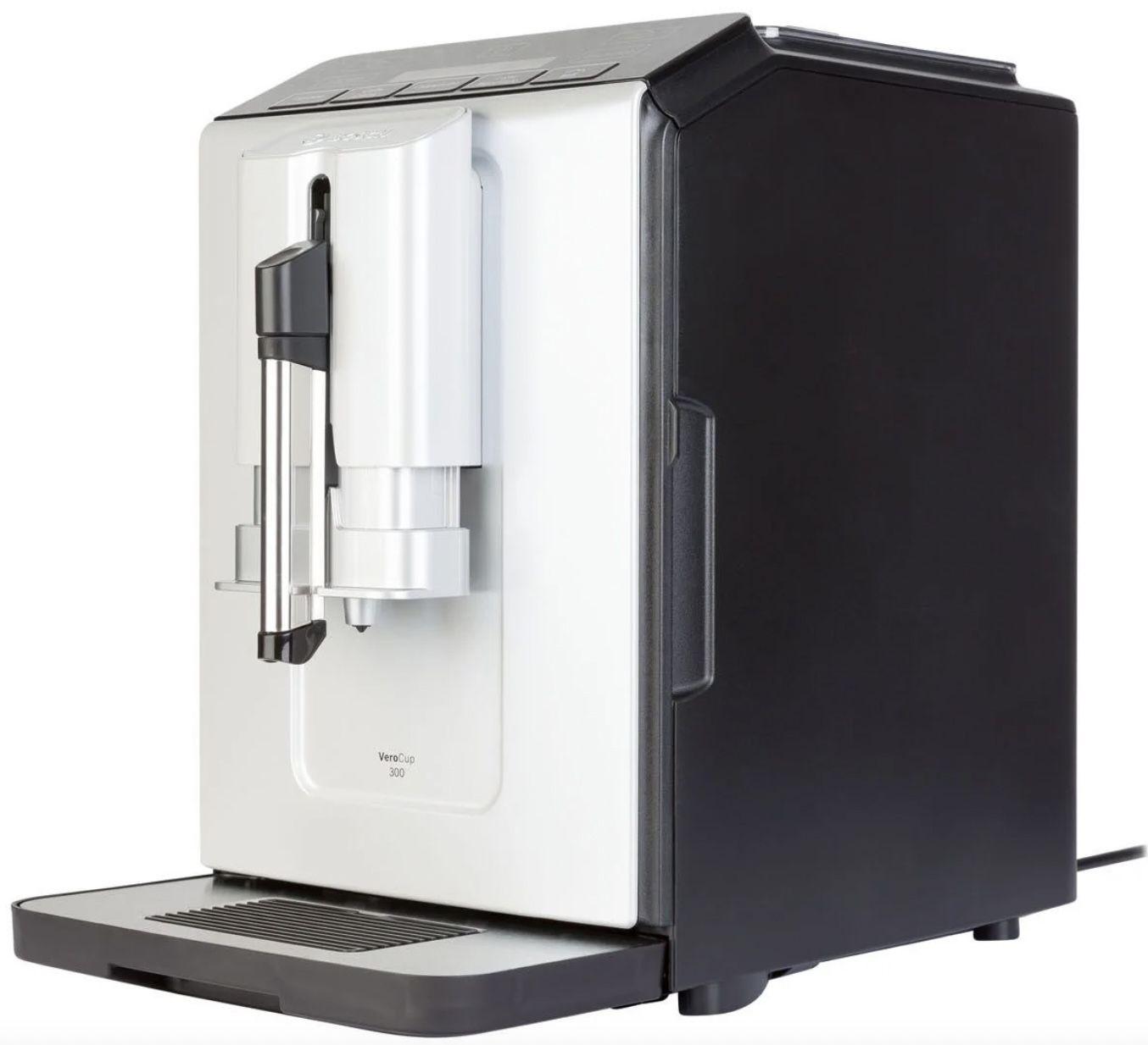 BOSCH Kaffeevollautomat VeroCup 300 TIS30351DE mit OneTouch-Funktion für 399 € (statt 466€)