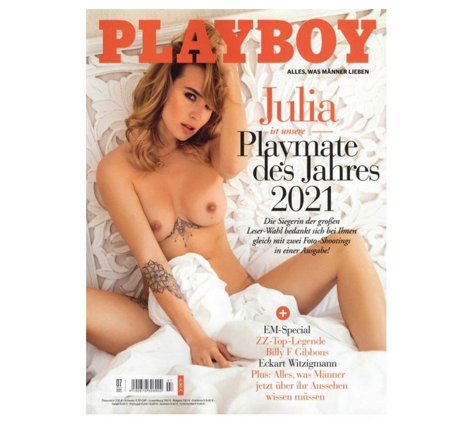Playboy Jahresabo mit 13 Ausgaben direkt nur 19,90€ (statt 90€) – keine Prämie notwendig
