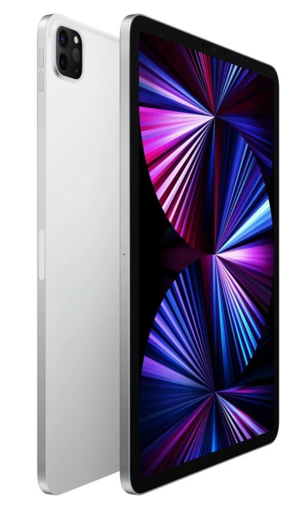 Apple iPad Pro 11 (2021) 256GB WiFi in Silber für 819€ (statt 879€)