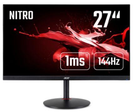 Acer Nitro XV272UP   27 Zoll WQHD Monitor mit 144Hz für 279,90€ (statt 305€)