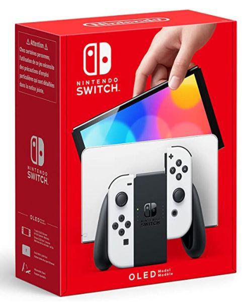 Nintendo Switch OLED Modell für 346,92€ vorbestellen