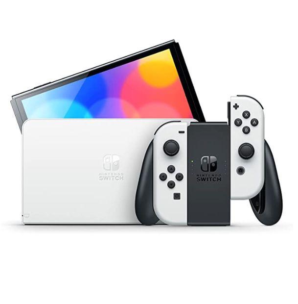 Nintendo Switch OLED-Modell für 346,92€ vorbestellen