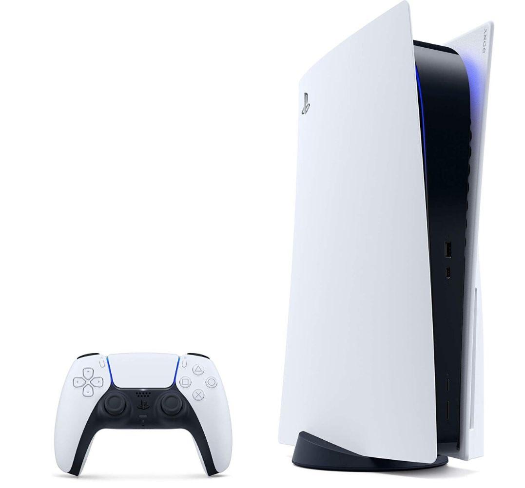 PlayStation 5 Disc Version + 2. Controller für 49,99€ + Telekom/Vodafone Flat bis 15GB LTE 41,99€mtl.