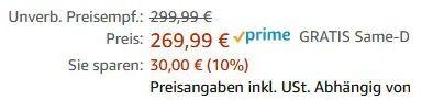 Yeedi 2 Hybrid Saugroboter mit Wischfunktion & 2500 Pa für 209,99€ (statt 270€)