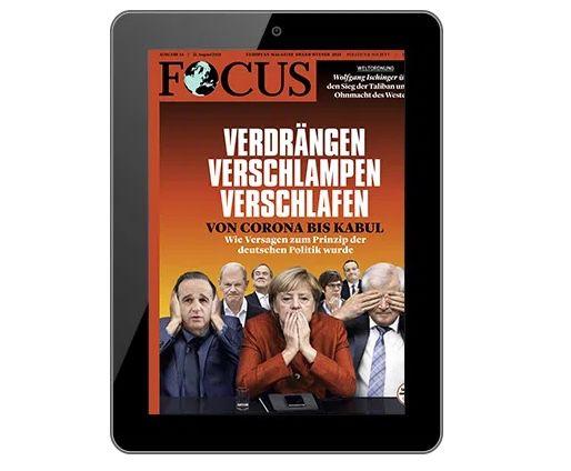 52 Ausgaben Focus Digital E-Paper für 7,99€ (statt 207€)