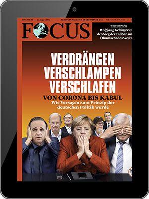 52 Ausgaben Focus Digital E Paper für 7,99€ (statt 207€)