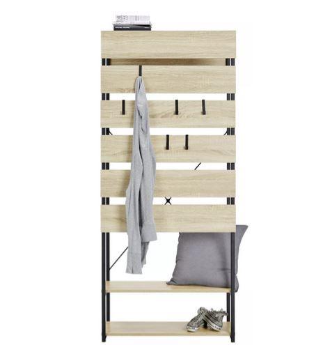 Modern Living Garderobe in Sonoma Eiche für 78,93€ (statt 115€)