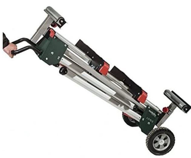 Metabo KSU 251   klappbaren Kappsägen und Maschinen Unterstand für 122,95€ (statt 141€)