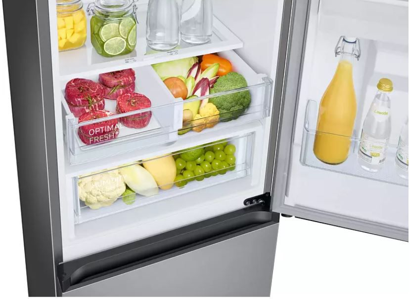 SAMSUNG RL34T603DSA Kühlgefrierkombination 340l für 439€ (statt 501€)