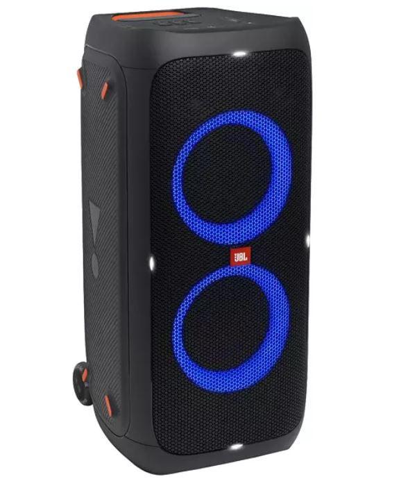 JBL Partybox310 + Mikrofon M100 für 389€ (statt 544€)