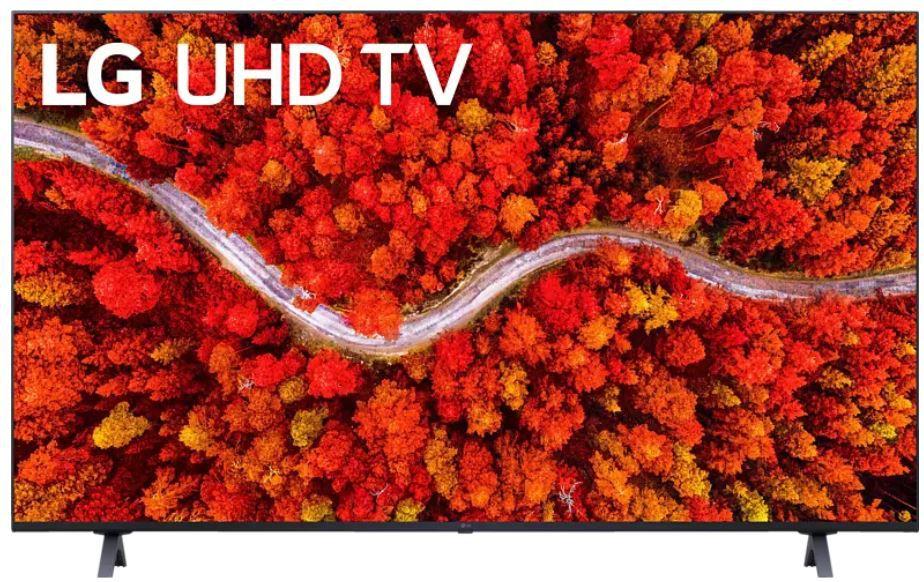 LG 50UP80009   50 Zoll UHD smart TV für 518,90€ (statt 598€)