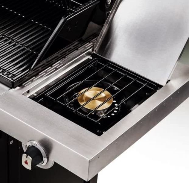 Char Broil Professional 3400 S Gasgrill mit 3 Brennern & Tru Infrared System für 499,94€ (statt 579€)
