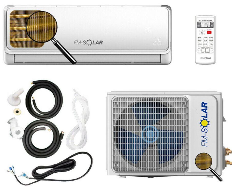 FM Solar – Split Klimaanlage 9000BTU Inverter für 399,95€ (statt 449€)