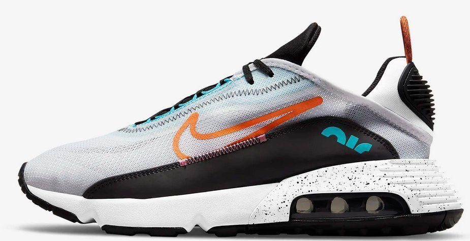Nike Air Max 2090 Sneaker in Aquamarine für 67,48€ (statt 120€)   bis Größe 47