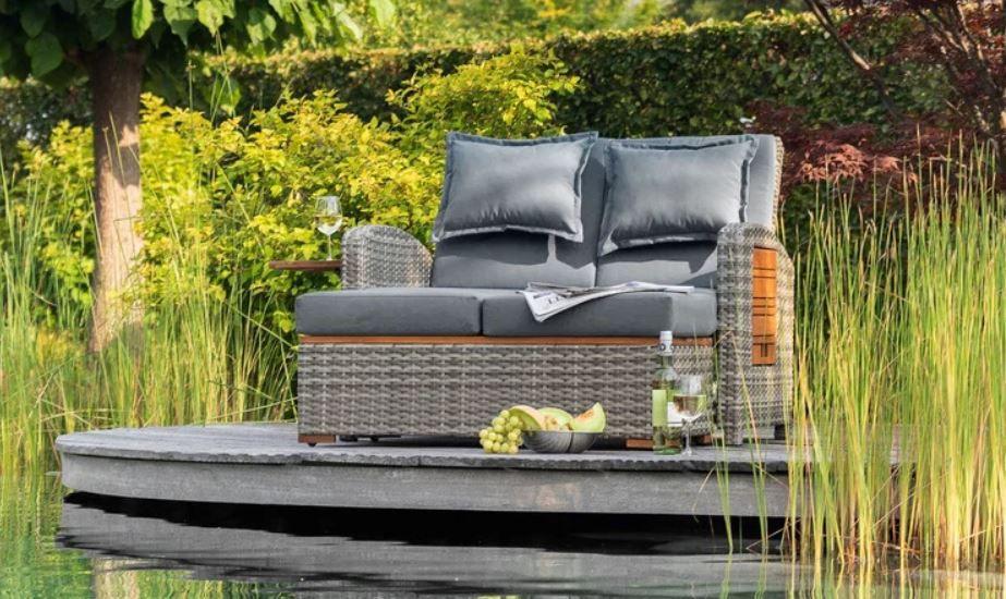 Greemotion Bahia Tobago Multifunktions Gartensofa für 478,95€ (statt 839€)
