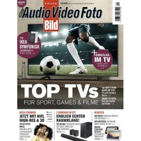 6 Monate Audio Video Foto Bild Premium für 31,80€ – Prämie: 30€ Amazon Gutschein
