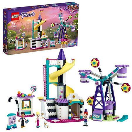 LEGO Friends 41689   Magisches Riesenrad mit Rutsche für 35,14€ (statt 40€)