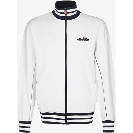 Ellesse Trainingsjacke in schwarz / weiß für 41,94€ (statt 56€)