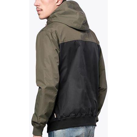 Iriedaily Jacke Auf Deck in braun/oliv für 56,94€ (statt 100€)