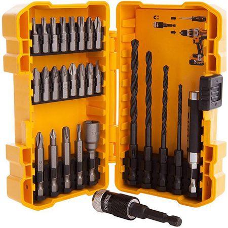 Dewalt DT71700-QZ Bohrer & Bits Set – 27 tlg. für 22,90€ (statt 35€)
