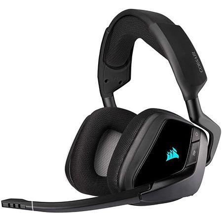 Corsair Void Elite RGB Wireless Gaming Headset für 77,97€ (statt 92€)