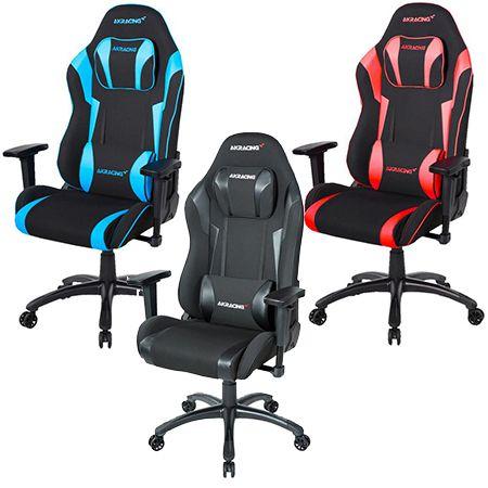 AKRacing Core EX-Wide SE Gaming Stuhl in drei Farben für 248,99€ (statt 305€)