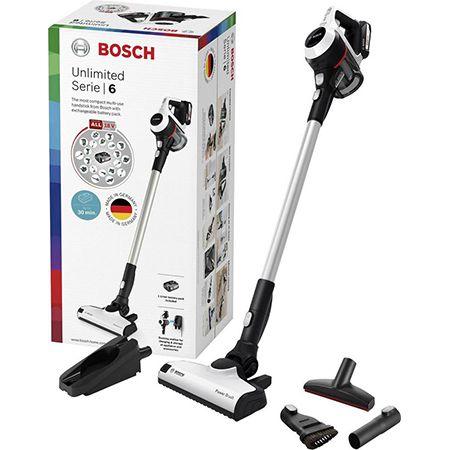 Bosch Unlimited Series 6 Akku-Handstaubsauger inkl. Akku und Zubehör für 183,08€ (statt 200€)