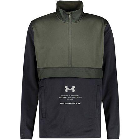 Under Armour – Fleece 1/2 Zip – Hoodie in zwei Farben für 35,99€ (statt 51€)
