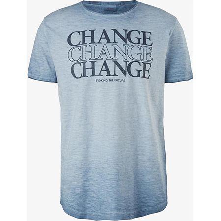 s.Oliver T-Shirt in Hellblau für knallharte 5€ (statt 14€)