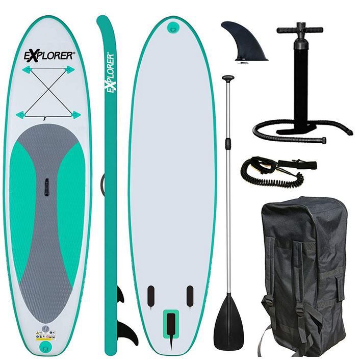 Explorer SUP 300 Stand up Paddel 300cm Board (2020) für 219€ (statt 322€)