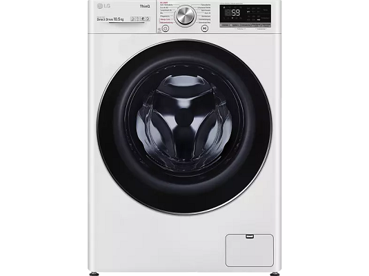 LG F4WV510S0E Waschmaschine (10,5 kg, 1.360 U/Min) für 518,90€ (statt 599€)