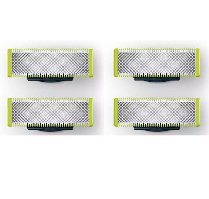Philips OneBlade QP220 – 4 Ersatzklingen für 29,98€ (statt 47€)