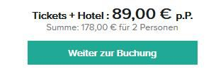 Disneys: Die Eiskönigin   Das Musical + Hotel in Hamburg inkl. Frühstück ab 89€ p.P.