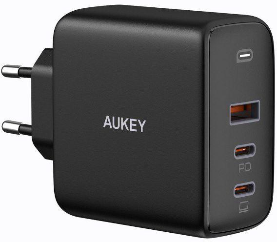 AUKEY PA B6S Omnia Mix 3 Ladegerät mit 90W PD & 3 Ports für 35,50€ (statt 49€)