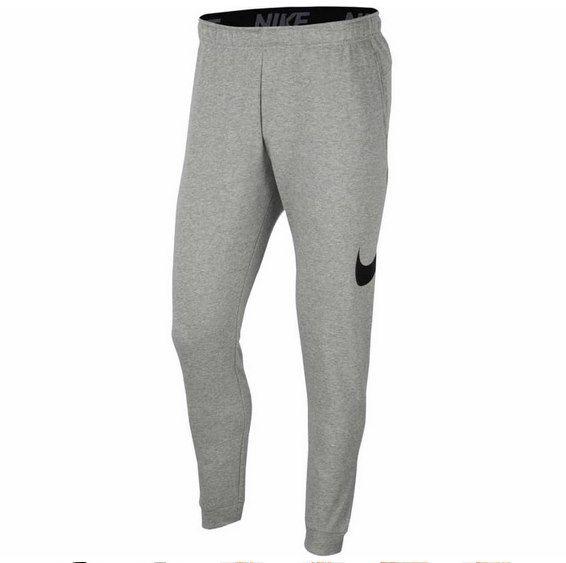 Nike Dri FIT Trainingshose in Grau für 28,10€ (statt 38€)