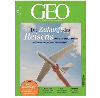 Halbjahres-Abo des Magazins GEO für 14,90€ (statt 48€)