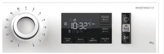 Bauknecht TKLM1182 Wärmepumpentrockner (8 kg) für 379,99€ (statt 510€)