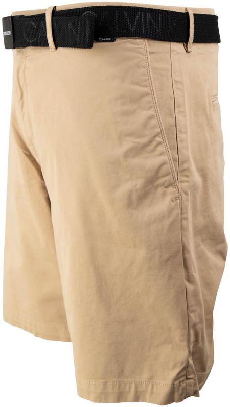 Calvin Klein Garment Dye Belted Shorts in 3 Farben für je 37,49€ (statt 70€)