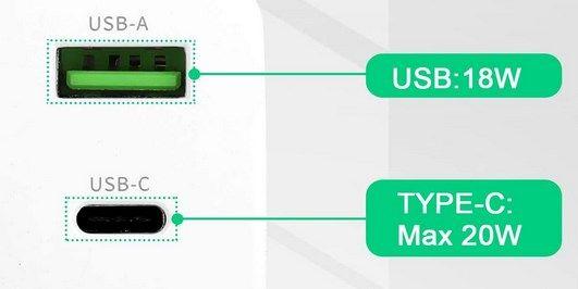 Tecnix USB C Netzteil 20W für 12€ (statt 24€)   Prime