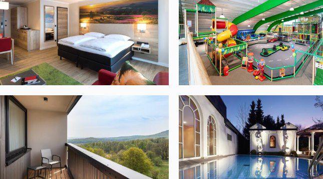 3 ÜN in der Rhön in 4* Hotel inkl. HP, Erlebnisbad (jeden Tag!) & mehr für 184€ p.P.   Kinder bis 6 kostenlos