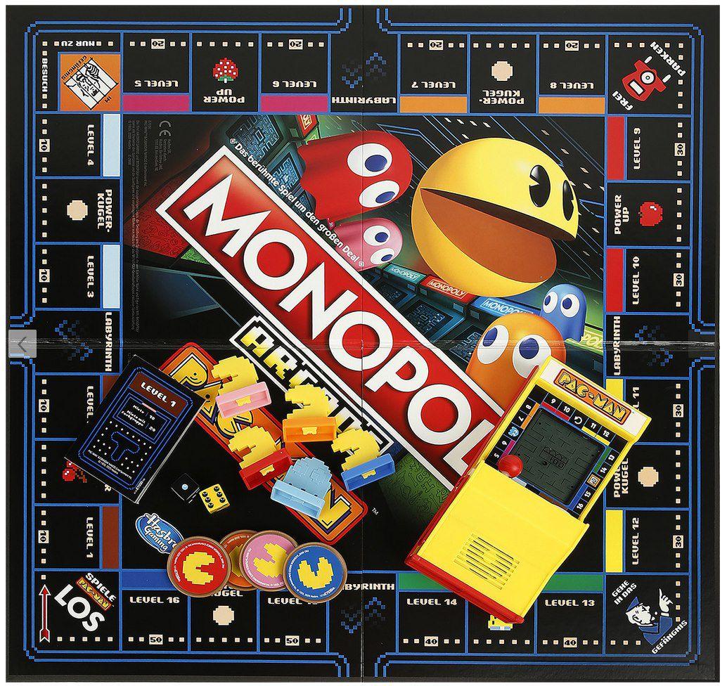 Monopoly Arcade Pac Man inkl. Bank  & Arcade Automat für 17,10€ (statt 26€)   Prime