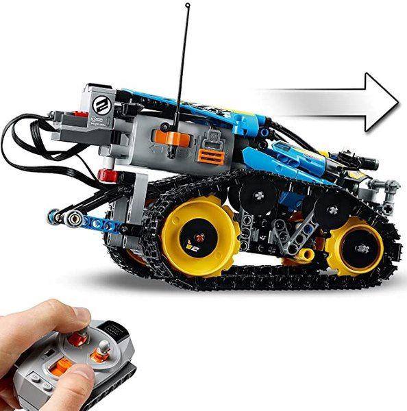 LEGO Technic 42095 Ferngesteuerter Stunt Racer als Bausatz für 48,28€ (statt 60€)