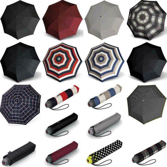 Knirps Regenschirm E.051 in vielen Ausführungen für je 22,99€ (statt 30€)