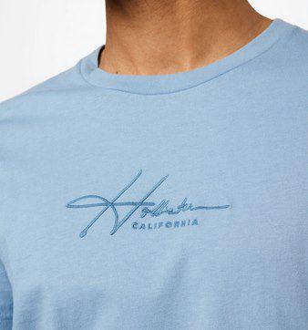 Hollister Basic T Shirt in zwei Farben für je 8,95€ (statt 18€)