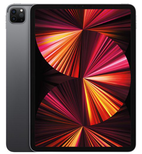 Apple iPad Pro 11 (2021) 256GB WiFi in Space Grau für 819€ (statt 879€)