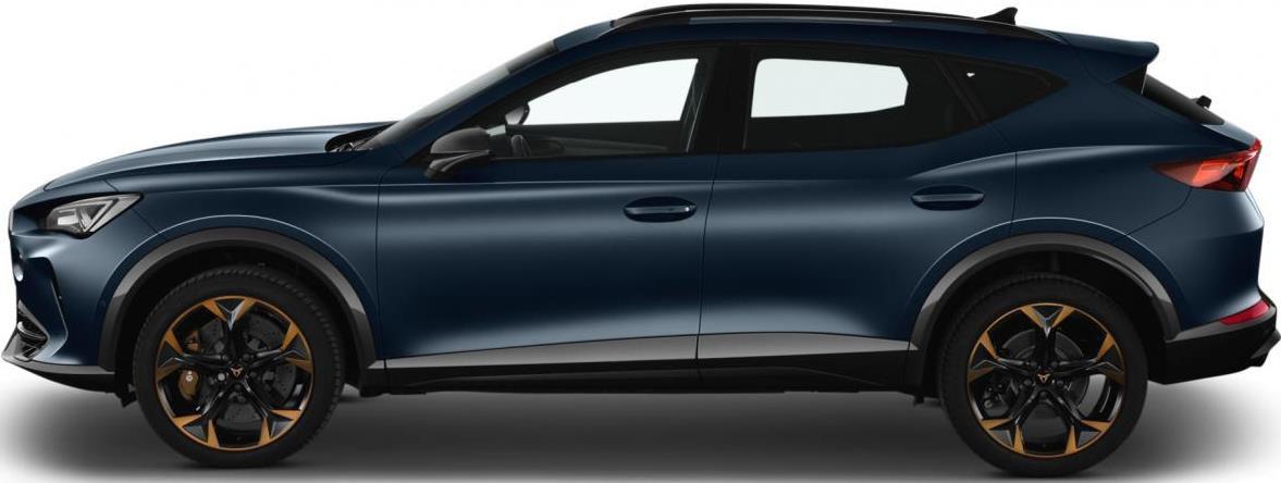 Privat: Cupra Formentor VZ 1.4 e Hybrid DSG mit 245 PS für 188€ mtl.   LF 0,53