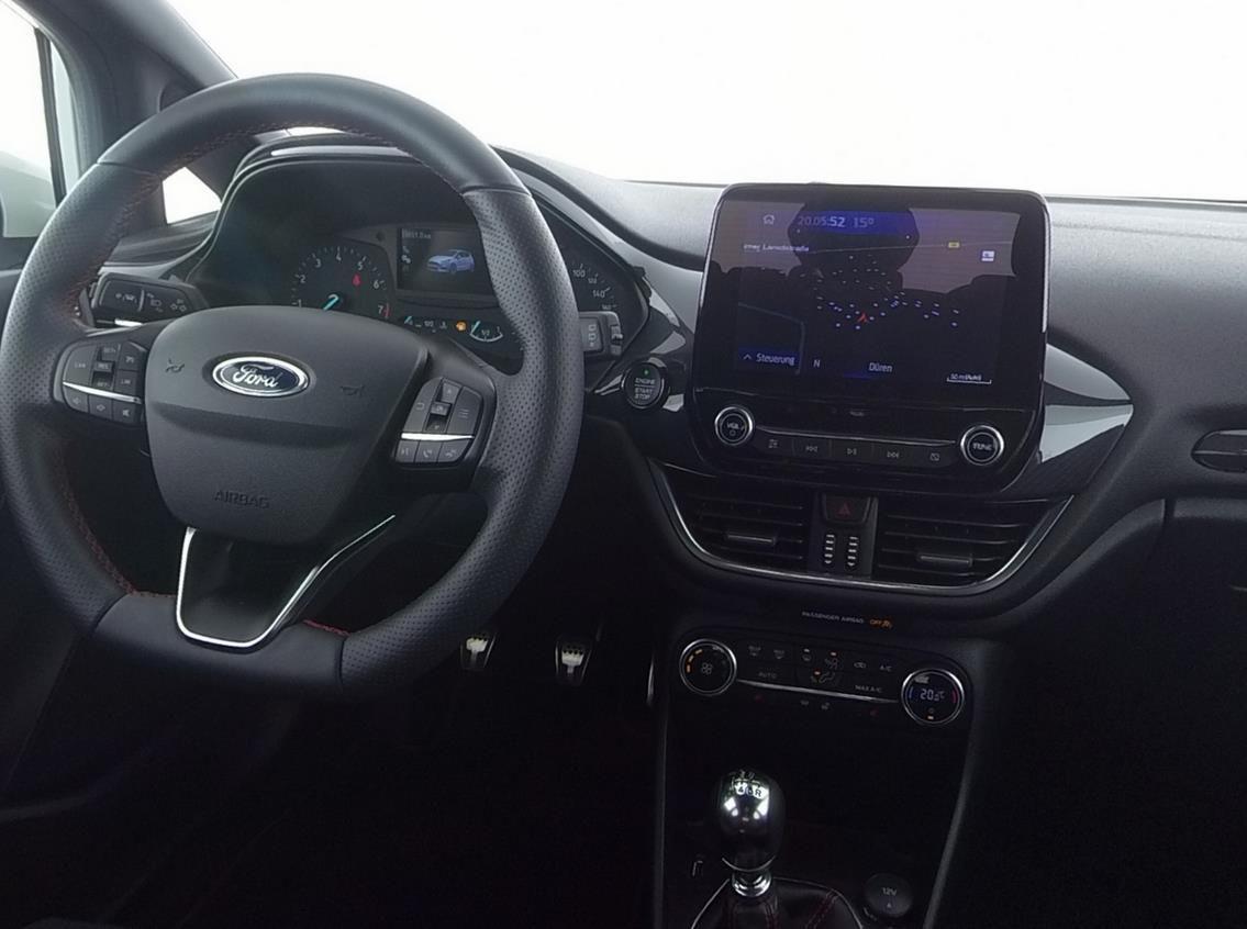 Privat: Ford Fiesta ST Line   Schaltgetriebe mit 95PS für 99€ mtl.   LF 0,55
