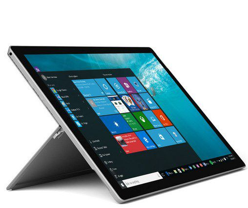 Microsoft Surface Pro 5 für 655,90€ (statt 804€)