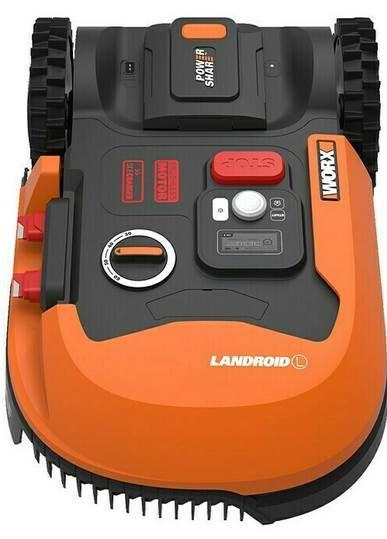 Worx Landroid Mähroboter L800 (2021) für bis zu 800m² & Cut to Edge Funktion für 799,99€ (statt 949€)