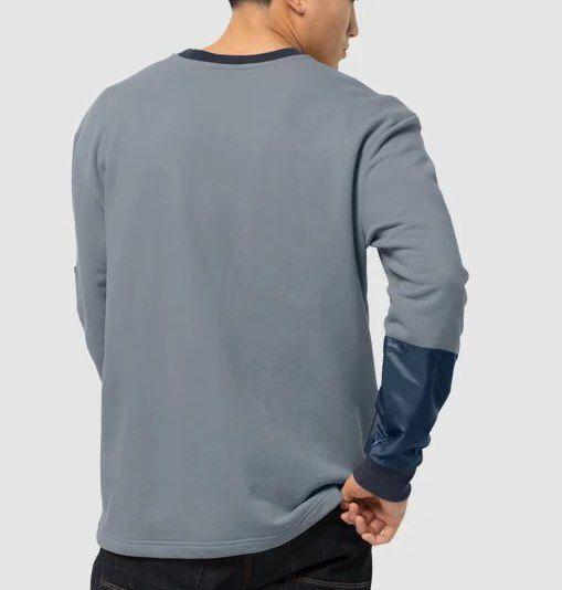 Jack Wolfskin Sweatshirt 365 THUNDER POCKET CREW für 42,90€ (statt 51€)
